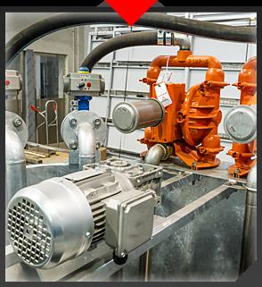Pumps and sewage treatment equipment