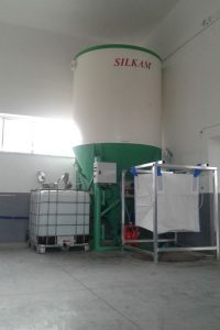 Small water recycling systems